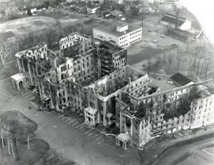 Incendie du collège Jésus-Marie
