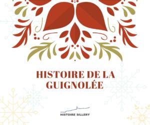 Photo - guignolée Société d'histoire de Sillery