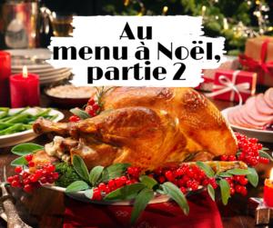 Au menu à Noël, p. 2