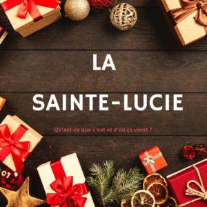 La Sainte-Lucie
