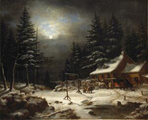 tableau de Cornelius Kreighoff